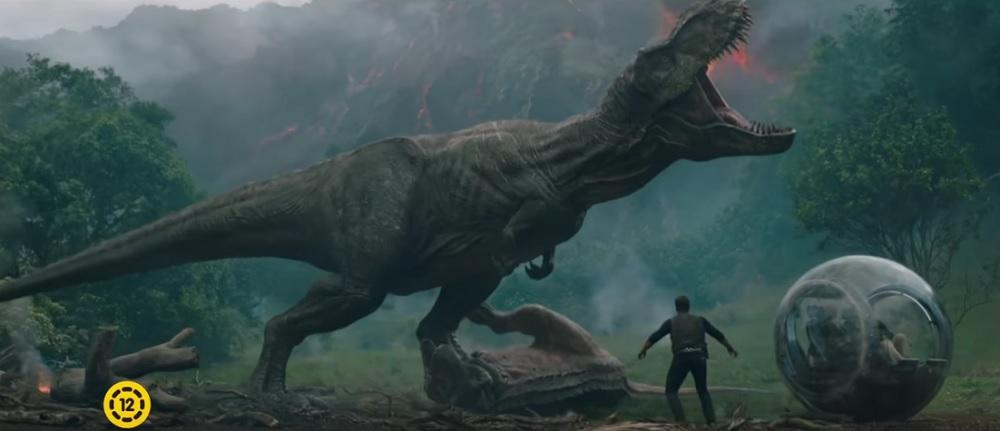 Megérkezett a Jurassic World: Bukott birodalom magyar előzetese