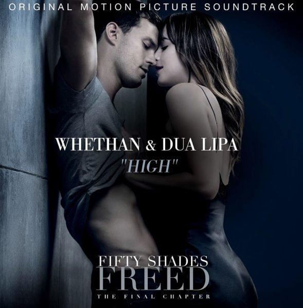 Hallgasd meg Dupa Lipa legújabb dalát, a Fifty Shades Freedből. Íme a HIGH!