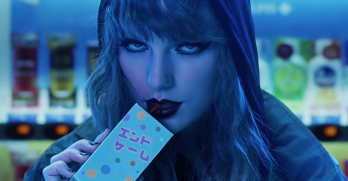 Videóklip: Taylor Swift feat. Ed Sheeran & Future - End Game