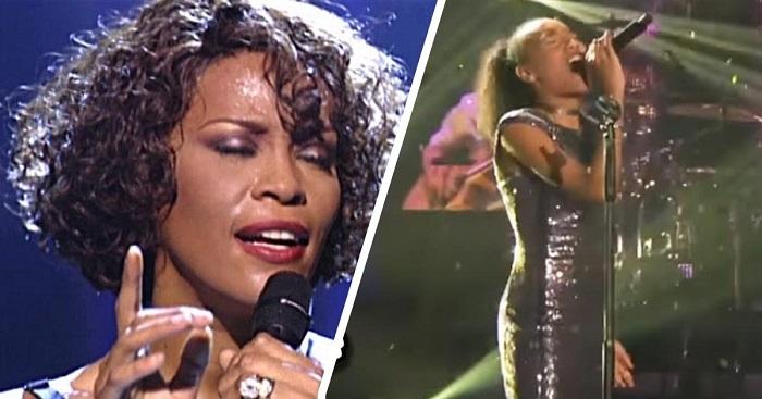 Senki sem tudja felülmúlni Whitney Houstont, de ez a 12 éves lány… kiráz tőle a hideg!