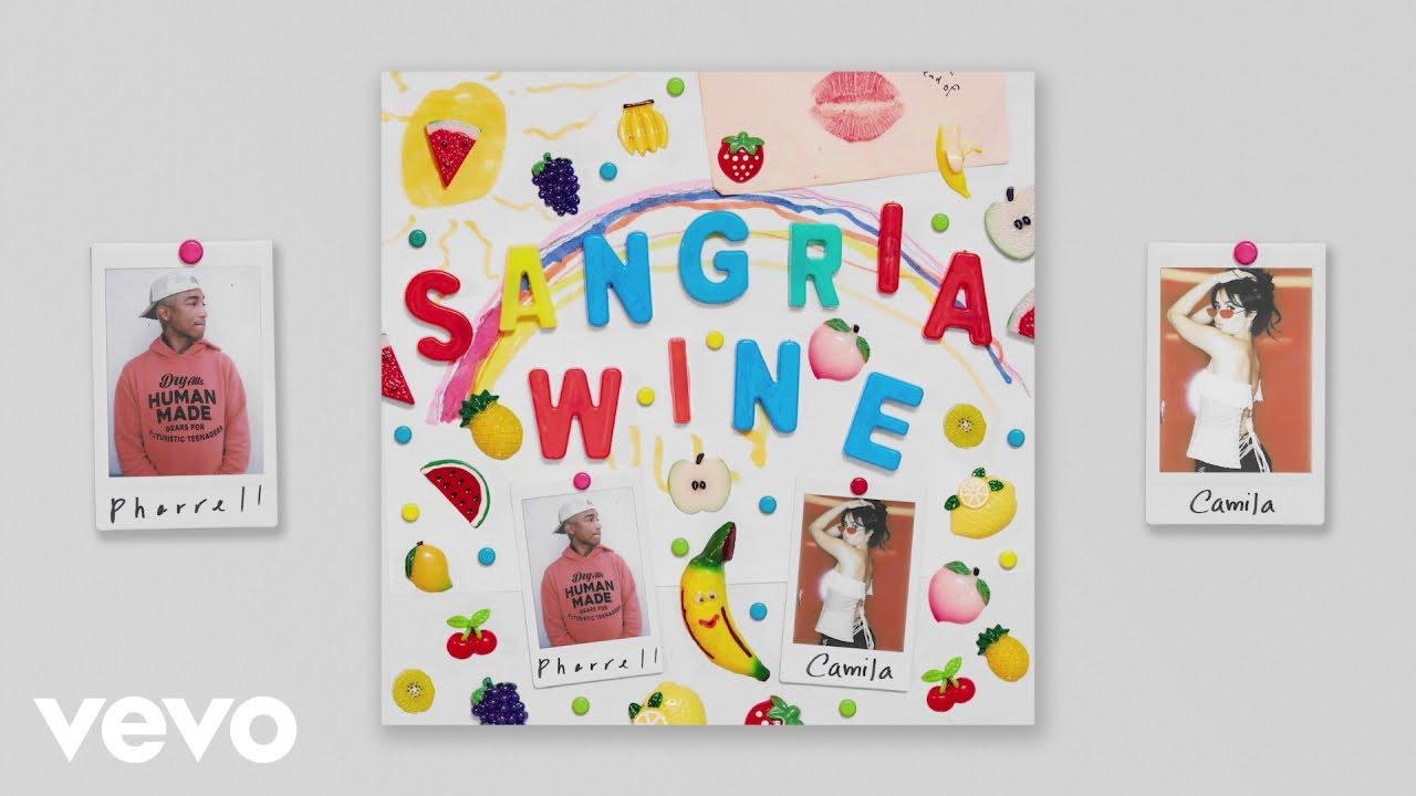 Gyümölcsözően részegítő Pharrell és Camila Cabello duettje